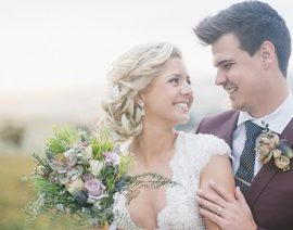 Sarie: Bride of the year - Tania & Jean Odenedaal