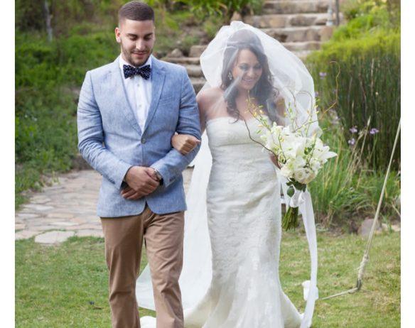 Tanya & Gareth