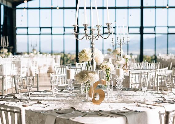 Wedding Setup & Decorating